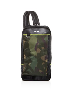 Paul Smith - Naked Lady Camo Sling Pack Bag