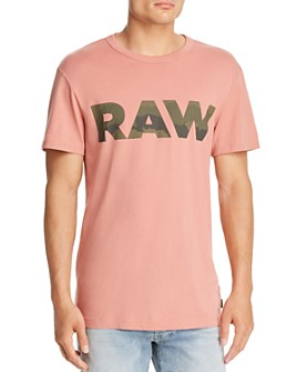 G-STAR RAW - Logo Graphic 6 Tee