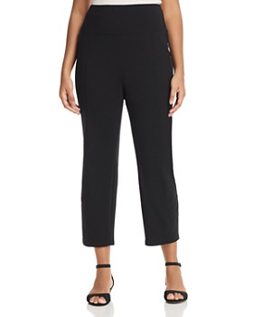 Eileen Fisher Plus - Cropped Pants