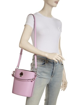 kate spade new york - Suzy Small Leather Bucket Bag