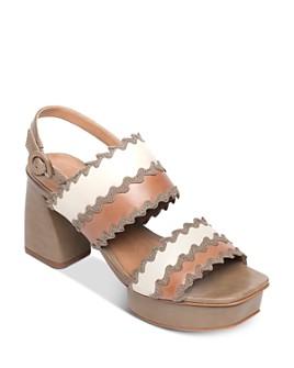 Bernardo - Women's Remi Platform Sandals