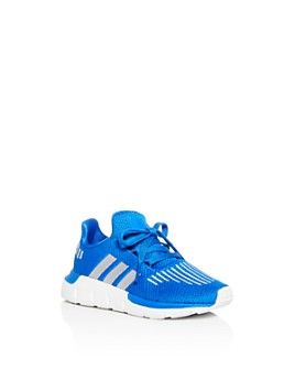 Adidas - Unisex Swift Run Knit Low-Top Sneakers - Walker, Toddler