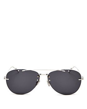 Dior - Men's Chroma Brow Bar Aviator Sunglasses, 62mm