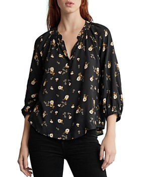 Velvet by Graham & Spencer - Briana Floral Top