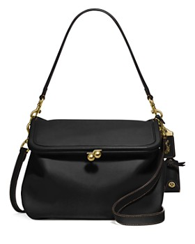 COACH - 1941 Rider Leather Shoulder Bag