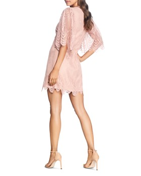 Dress the Population - Toni Angel Sleeve Shift Dress - 100% Exclusive