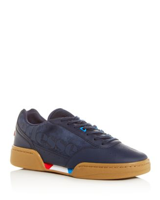Men's Piacentino Leather Low Top Sneakers by Ellesse