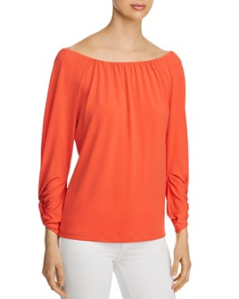 Le Gali - Shari Knot-Sleeve Top - 100% Exclusive