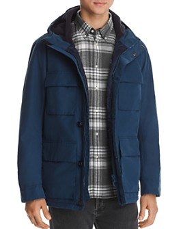 Barbour - Hooded Utility Jacket
