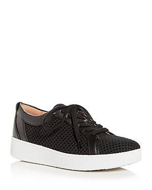 FitFlop Women\\\'s Rally Airmesh Knit Low-Top Sneakers
