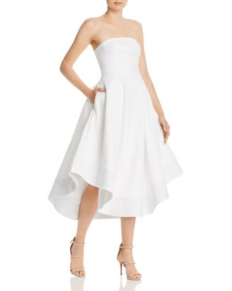 Making Waves Strapless Dress   100 Percents Exclusive by C/Meo Collective