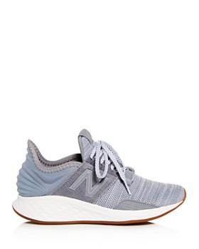 New Balance - Women's Roav Knit Low-Top Sneakers