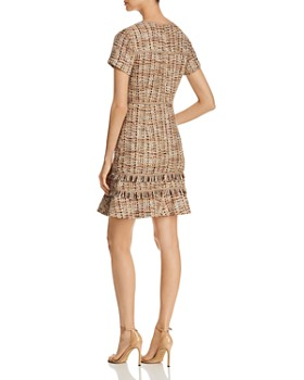 Tory Burch - Mini Tweed Dress