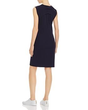 Helmut Lang - Paneled Jersey Dress