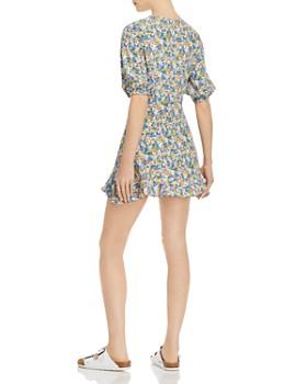 Faithfull the Brand - Jeannette Floral-Print Mini Dress