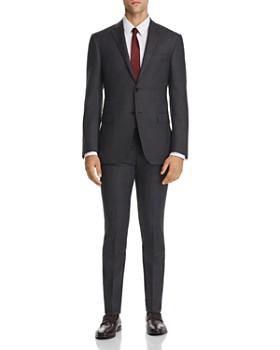 Corneliani - Tonal-Plaid Regular Fit Suit