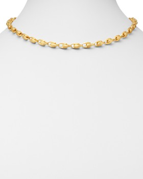 """Marco Bicego - 18K Yellow Gold Legami Small Chain Link Necklace, 17.75"""""""