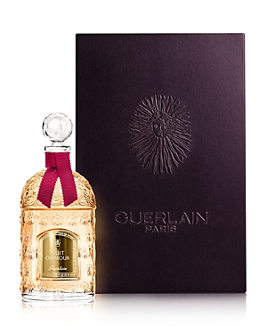 Key Notes: - Top notes: lychee, pink pepper - Middle notes: may rose, violet - Base notes: sandalwood, white musks, iris About The Fragrance: A floral, powdery and woody fragrance. Les Parisiennes collection is composed of re-editions of fragrances belonging to Guerlain\\\'s heritage at the demand of their fans, who couldn\\\'t bear the thought of going without them. Real perfumery treasures. Encased in the Guerlain\\\'s iconic Bee Bottle, designed by Pierre-Francois Pascal Guerlain for Napoleon Iii\\\'s wi