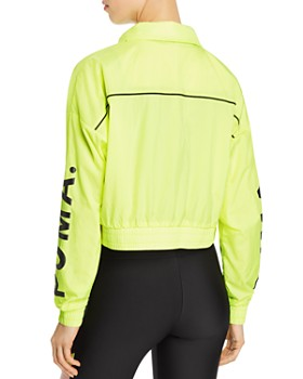 PUMA - Chase Cropped Windbreaker