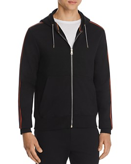 Paul Smith - Stripe-Trimmed Hoodie