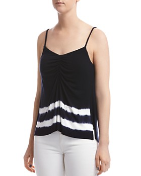 Bailey 44 - Elba Ruched Tie-Dye Top