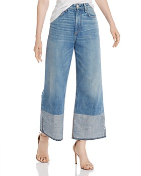 966129acf1eb31 rag & bone/JEAN - Ruth Super High-Rise Ankle Wide-Leg Jeans ...