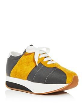 Marni - Women's Bigfoot Platform Low-Top Sneakers