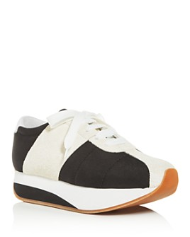 Marni - Women's Bigfoot Platform Low-Top Sneakers