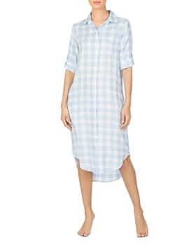 Ralph Lauren - Plaid Long Sleepshirt