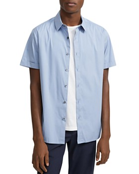 Theory - Sylvain Wealth Short-Sleeve Regular Fit Shirt