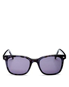 Le Specs Luxe - Men's Le Saloon Square Sunglasses, 51mm