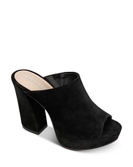 Kenneth Cole - Women's Gracen Platform Mule Sandals