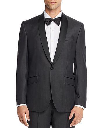 Ted Baker - Slim Fit Tuxedo Jacket with Satin Shawl Lapel