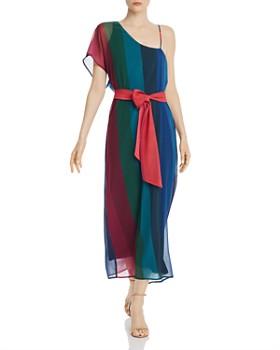 Show Me Your MuMu - Saint One-Shoulder Maxi Dress