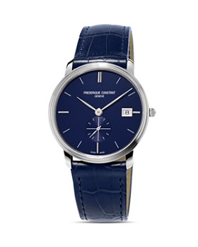 Frederique Constant - Slimline Gents Small Seconds Watch, 37mm