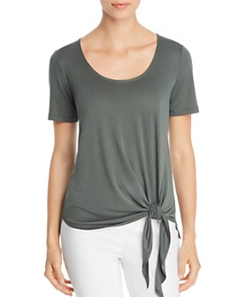 NIC and ZOE - Boardwalk Tie-Hem Top
