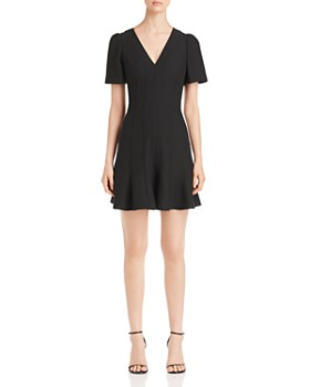 kate spade new york - Paneled Mini Dress