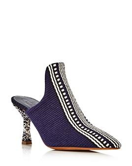 ANTOLINA - Women's Donata Woven High-Heel Mules
