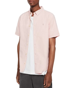 ALLSAINTS - Huntingdon Slim Fit Button-Down Shirt