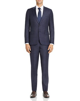 Paul Smith - Plaid Slim Fit Suit - 100% Exclusive
