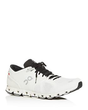 On - Men's Cloud X Low-Top Sneakers