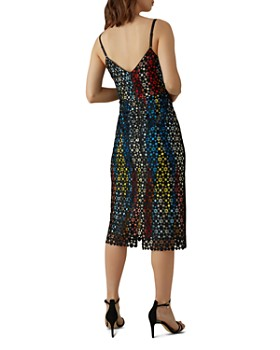KAREN MILLEN - Lace Midi Dress
