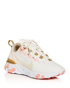 Nike - Women's React Element 55 Sneakers