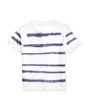 Ralph Lauren - Boys' Dyed-Stripe Henley Tee - Big Kid