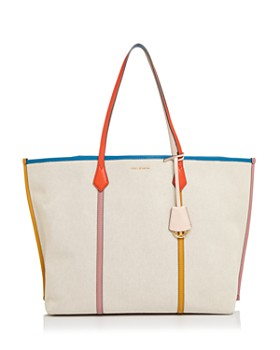 Tory Burch - Perry Over-Sized Canvas Tote