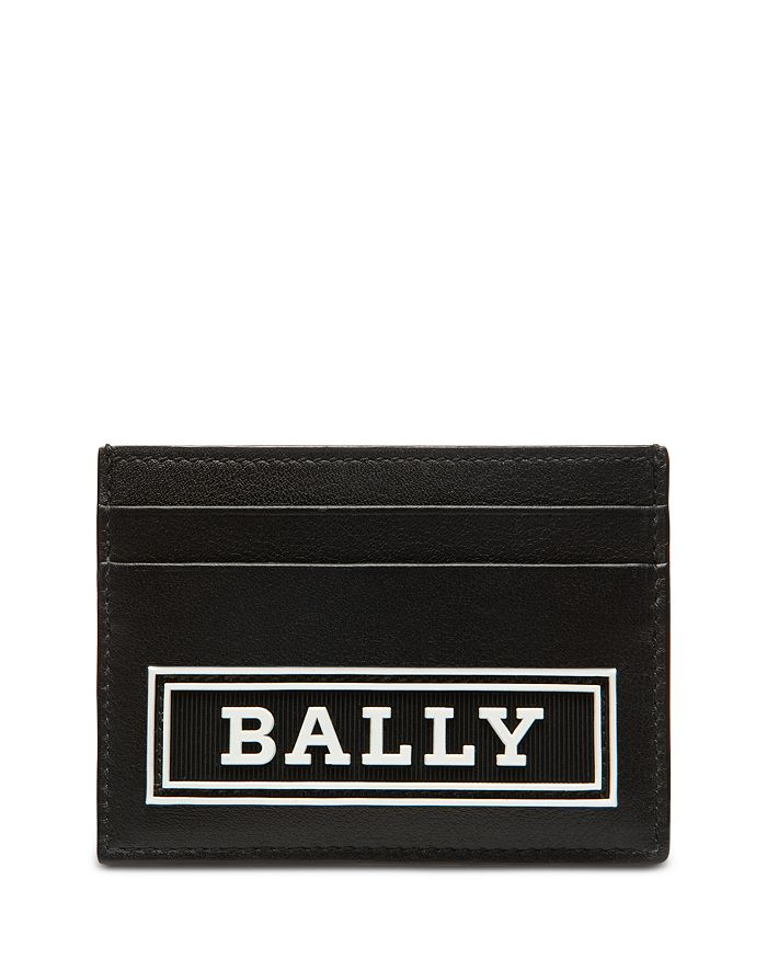 Bally - Leather Logo Card Case