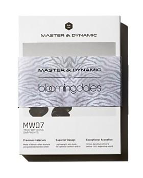 Master & Dynamic - Style Kingdom MW07 True Wireless Earbuds - 100% Exclusive