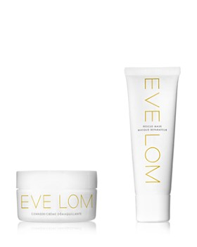 EVE LOM - Cleanser & Rescue Mask Essentials Kit ($100 value)
