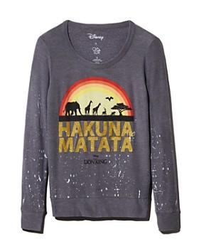 CHASER - x Disney Hakuna Matata Sweatshirt