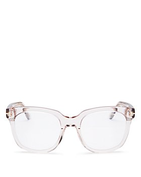 Tom Ford - Women's Square Blue Light Glasses, 52mm